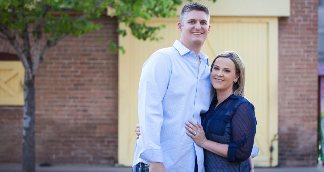 Phoenix Engagement Photography Session | Jennifer + Ryan