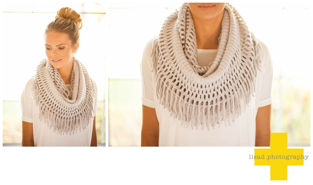 photos of stylelovelivings winter inventory scarves in grey photographed by lisa d. photography   phoenix photography