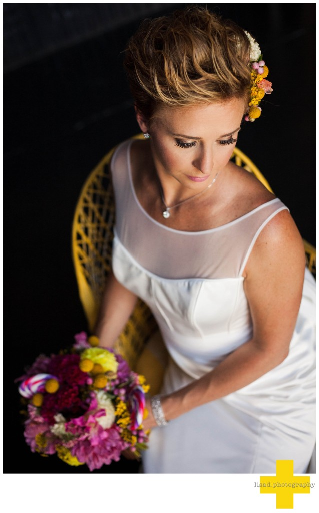 The Duce Wedding | Bride | Lisa d. Photography