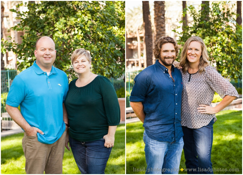 Hyatt Scottsdale at Gainey Ranch Family Photography | Scottsdale, AZ destination photographer | Lisa d. photography