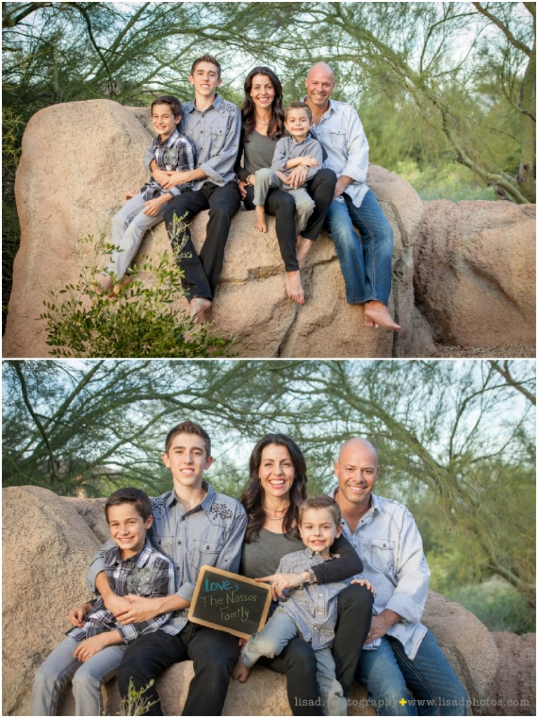 Cave Creek Family Photographer