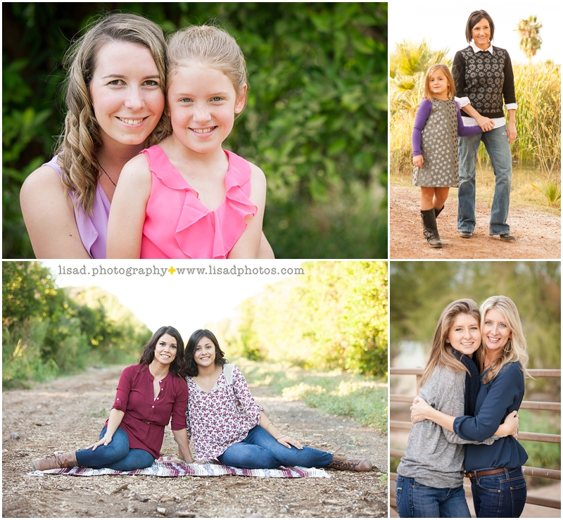 Mommy and me photography session by Lisa d. Photography