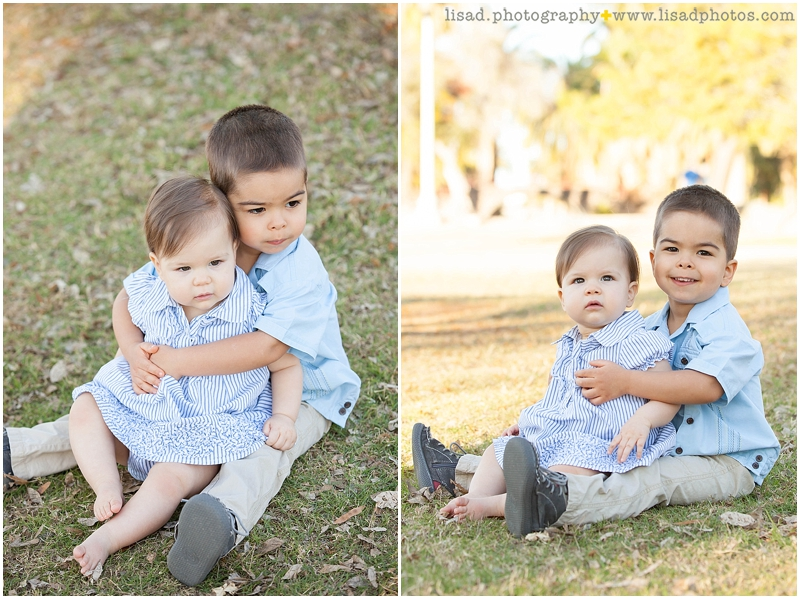 phoenix family photos at encanto park | one year old photos