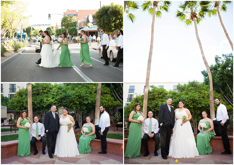 mission palms Tempe | Tempe wedding photographer | Lisa d. Photography