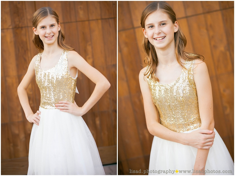 bat mitzvah headshots in phoenix, az by lisa d. photography