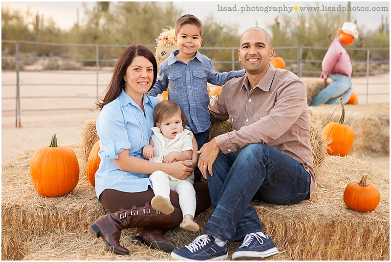 halloween family pictures in Phoenix, AZ by Lisa d. Photography