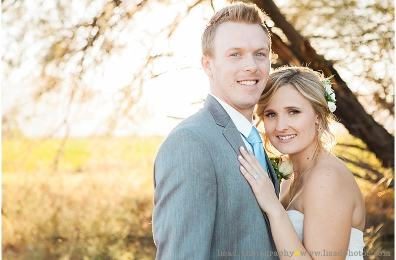 Whispering Tree Ranch Wedding | Amber + Kevin
