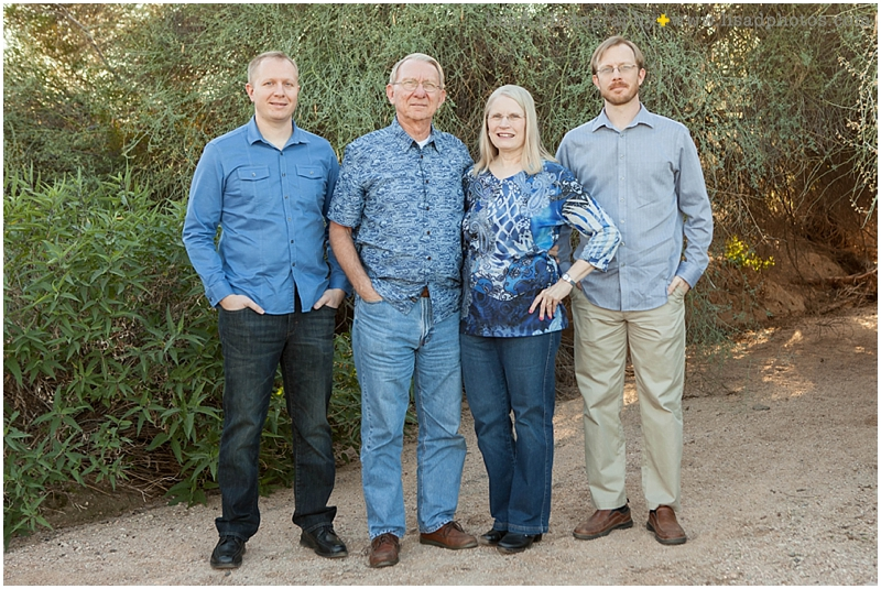 north phoenix family photographer | arizona destination photographer | Arizona family photography