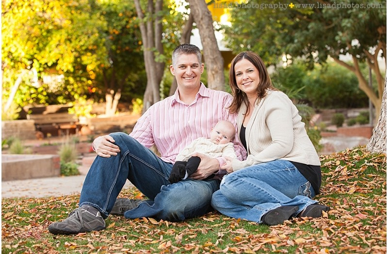 Scottsdale Family Photo Session | Scottsdale Civic Center