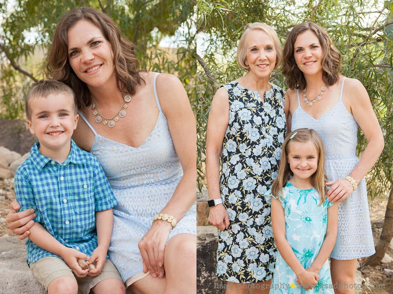 paradise valley family session | destination photographer | Lisa d. Photography