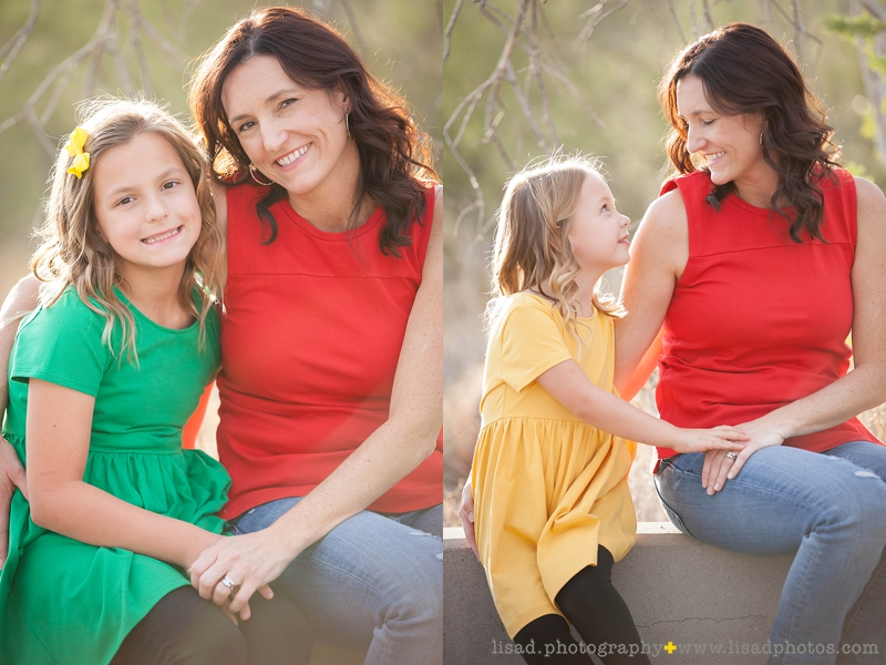North Scottsdale Photographer | desert family session