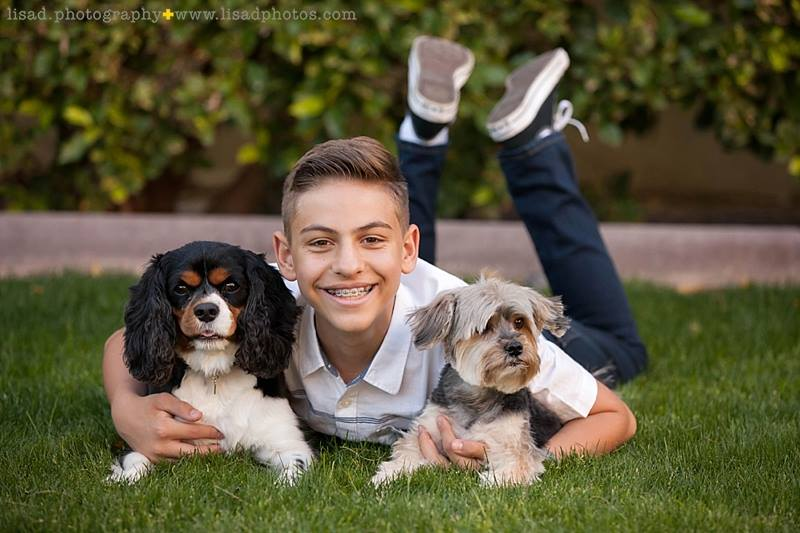 Arcadia Phoenix Photographer | Bar mitzvah headshots | children photographer
